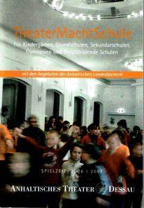 TheaterMachtSchule Dessau